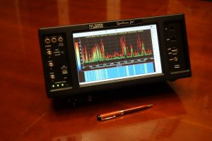 Search spectrum analyzer Spectrum Jet
